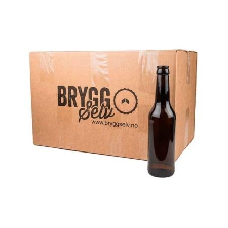 0,33l ølflasker Longneck flasker