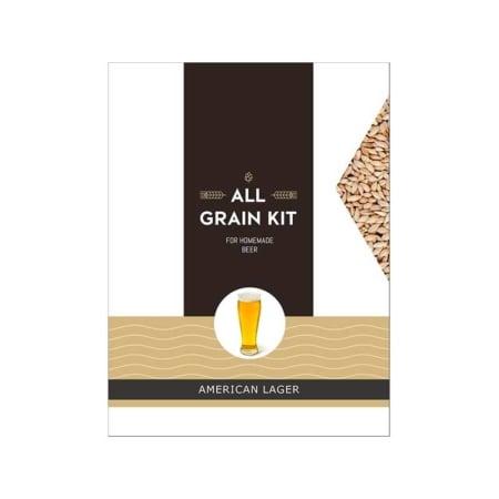 American Lager bryggesett