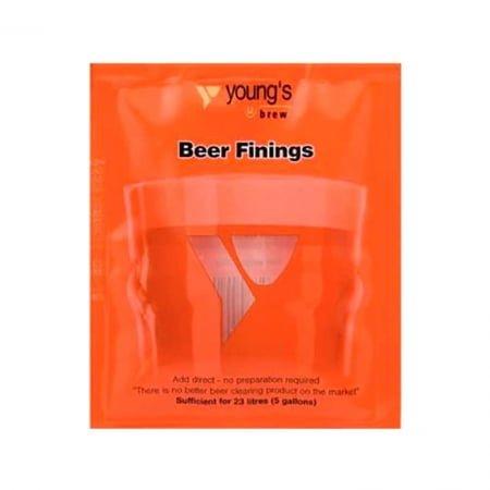 Beer Finings. Mot uklart øl