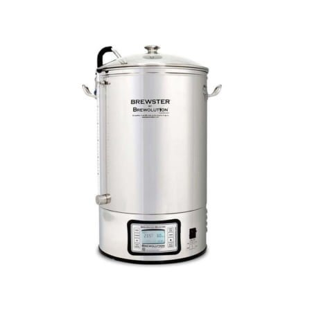 Brewster Beacon 30 liter ølbrygger