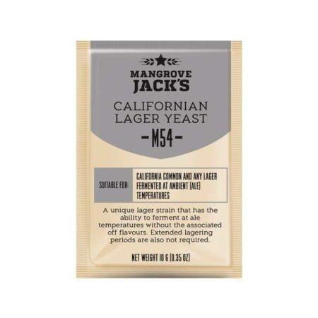 Californian Lager M54 Tærrgjær