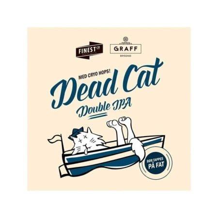 Dead Cat DIPA med Cryo Hops