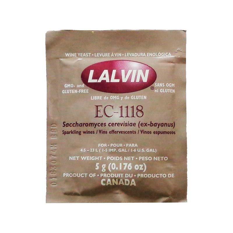 Lalvin EC 1118