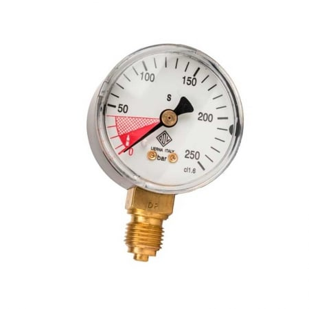 Manometer 250 bar