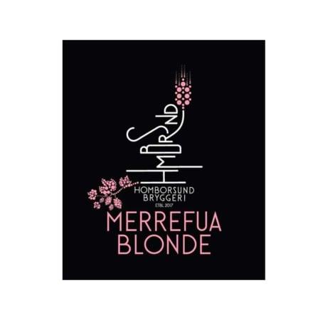 Merrefua Blonde bryggesett
