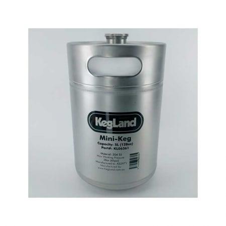 Mini Keg 5 liter