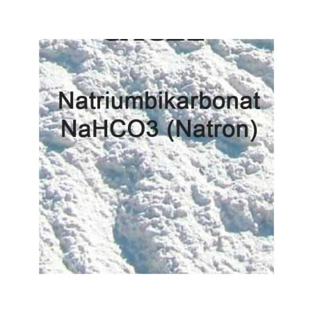 Natriumbikarbonat NaHCO3 (Natron)