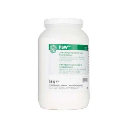 PBW Powdered Brew Wash. Rengjøring. Stor