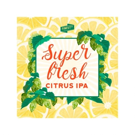 Superfresh Citrus IPA Allgrain kit