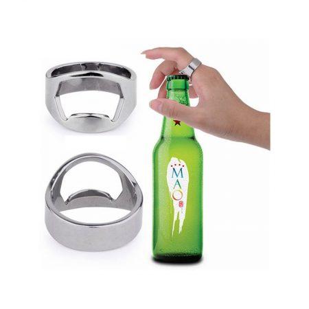 Opptrekker ring