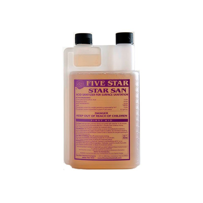 Starsan eller Star San 9,4 dl
