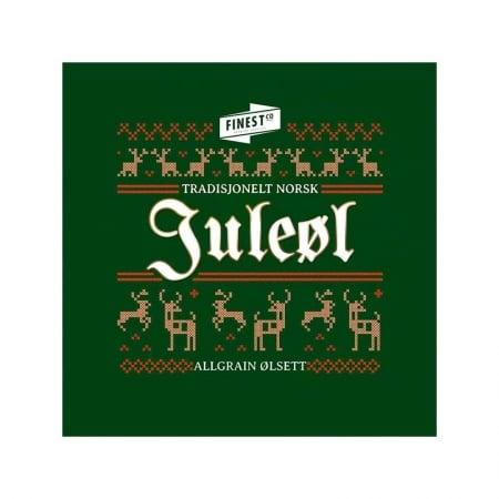 tradisjonelt norsk juleøl